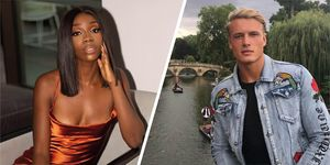 Is this proof that Love Island's Yewande Biala and George Rains are dating?