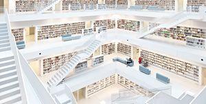 Biblioteca de Sttugart de Yi Architects