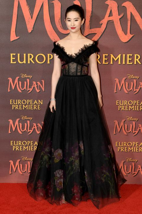 "European Premiere Of Disney's ""MULAN"""