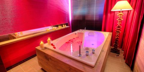 Trautwein Yin Yang Couple Bathtub