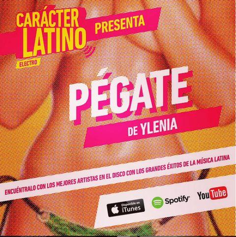 Ylenia Padilla disco
