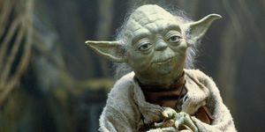 La historia de Yoda