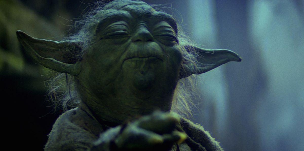 Star Wars Las Mejores Frases De Yoda Yoda