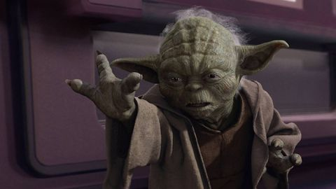 Yoda mejores frases