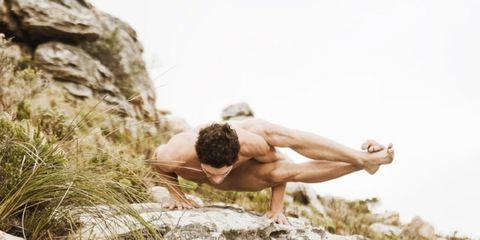 yoga-mannen