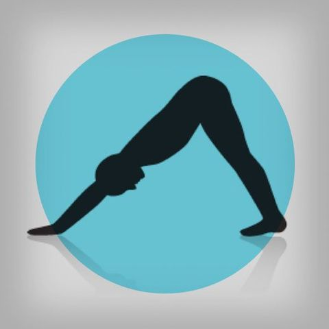 Physical fitness, Pilates, Stretching, Illustration, Yoga, Balance, Tights, Silhouette, Logo,