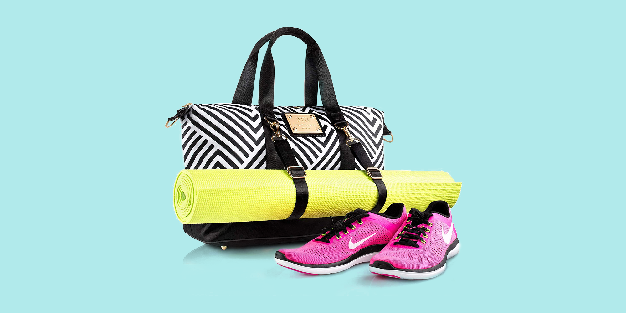 8 Best Yoga Mat Bags to Buy in 2019 - Top Rated and Reviewed Yoga Mat Bags c299b63760ea8