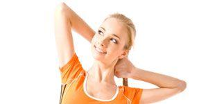 Better Body: Woman doing yoga