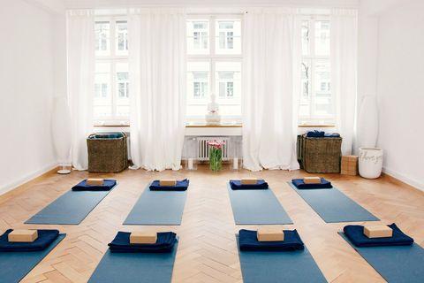 Centros o estudios de yoga