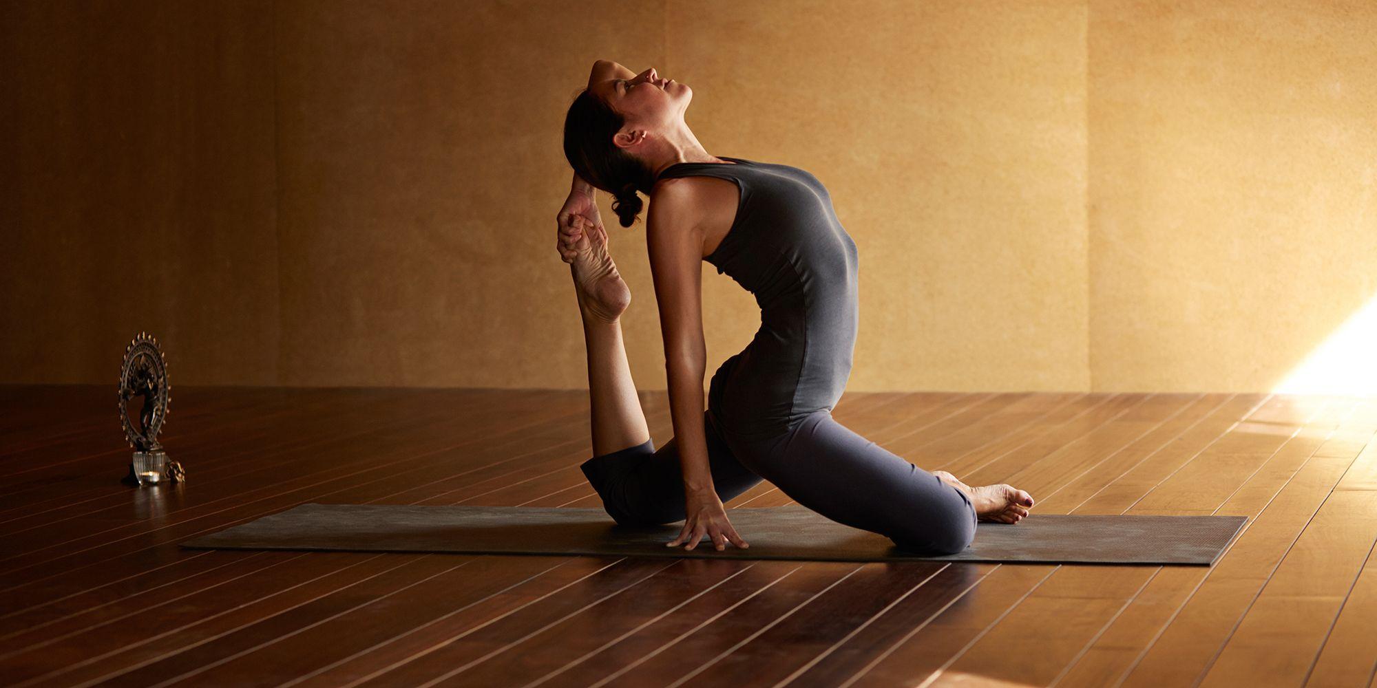 Yoga para mejorar tu energía sexual