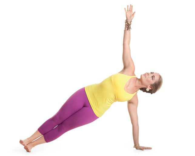 5 Yoga Poses for Amazing Arms