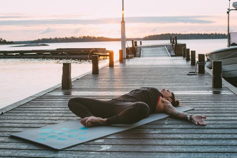 yoga for period pain  a flow to ease pain  cramps