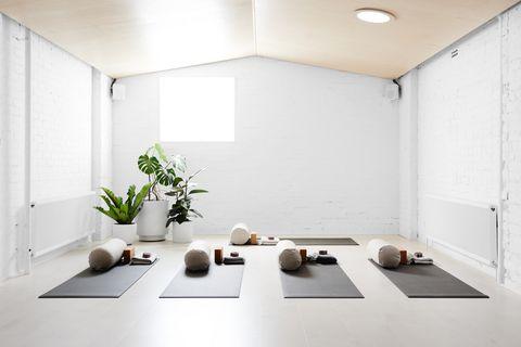 Los Estudios Más Trendy De Yoga Del Mundo Templos De Relax Para Practicar Yoga