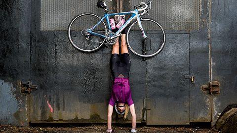 Enlighten Your Ride With Yoga
