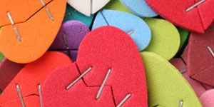 Broken Heart: yoga exercises