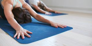 Just 15 minutes of yoga a day can change your brain chemistry and improve your mood.
