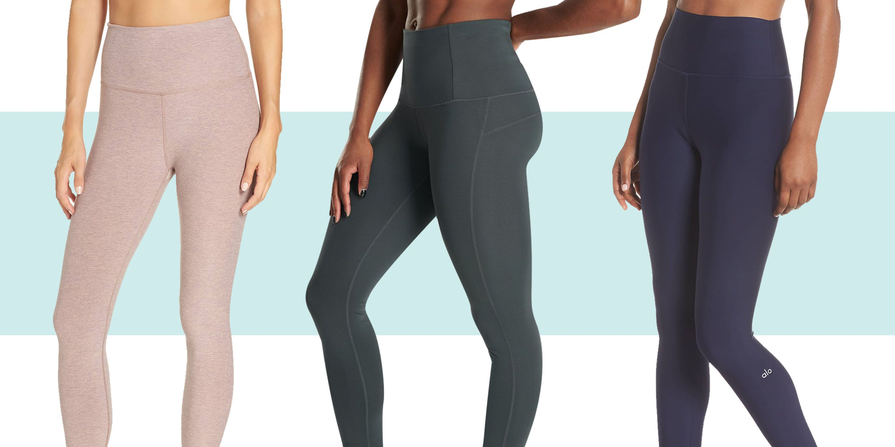 The Best High-Waisted Leggings for Every Workout, According to Trainers