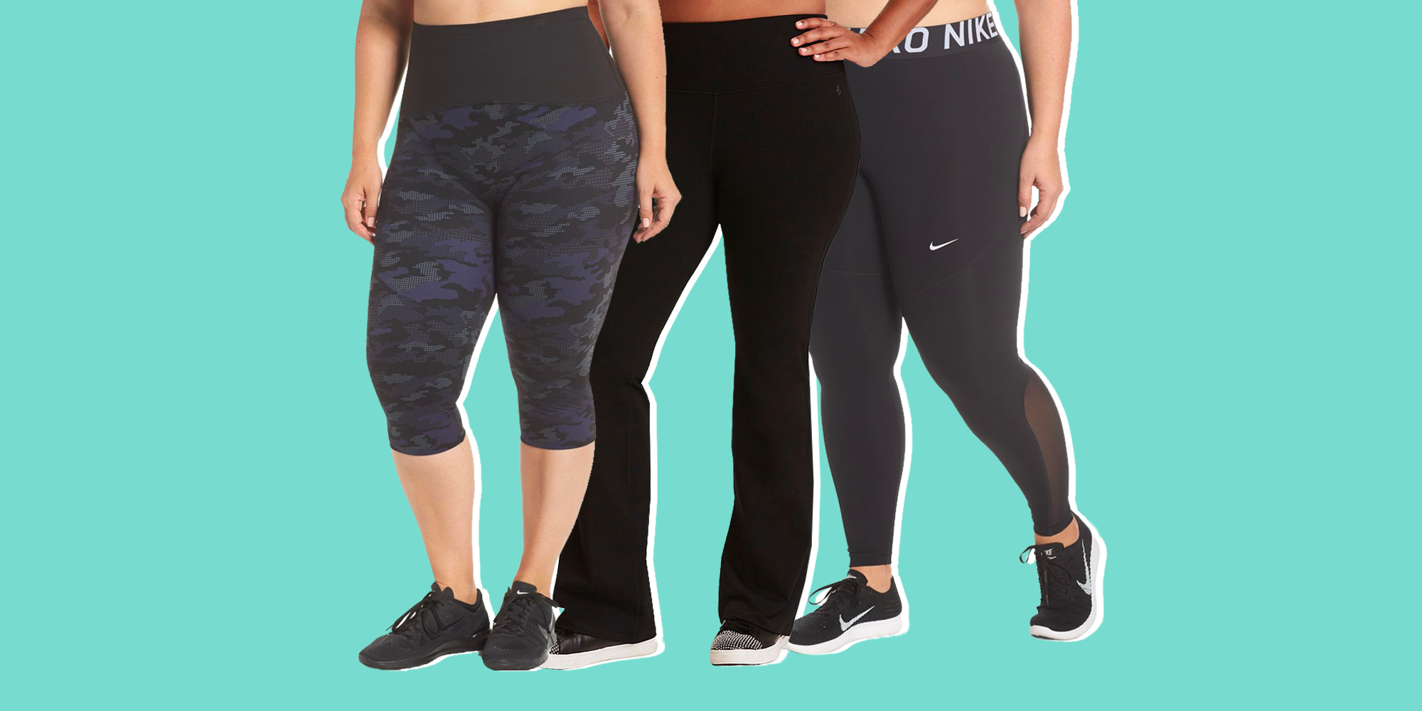 The Best Plus-Size Yoga Pants for a Better Workout