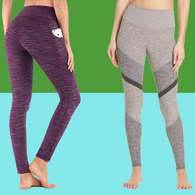 4d1660812b04bc 20 Best Leggings and Yoga Pants With Pockets 2019 - Workout Leggings ...