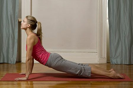 fat burning yoga workouts