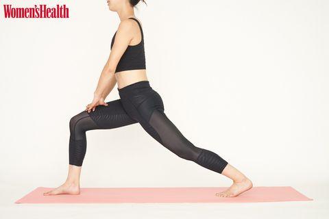 Leg, Clothing, Physical fitness, Leggings, Sportswear, Thigh, Joint, Human leg, Shoulder, Arm,