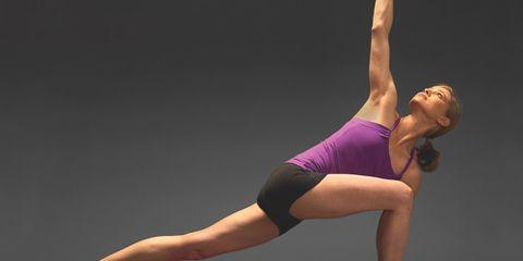 Yoga Poses for Runners Jan 2013