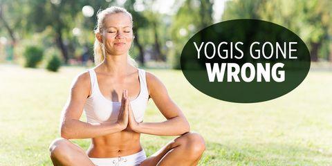 yoga mistakes