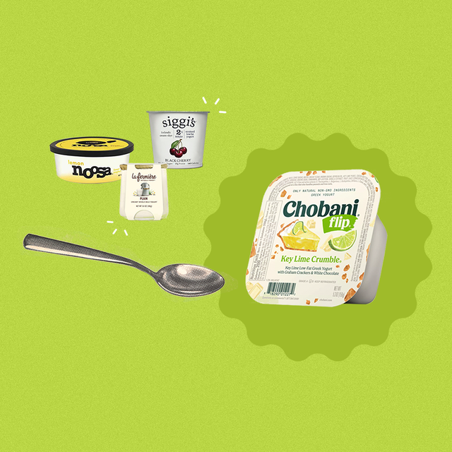 chobani, siggi and noosa yogurt