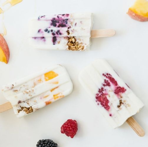 The Flexible Chef On-the-Go Dairy-Free Pairfait Pops Recipe