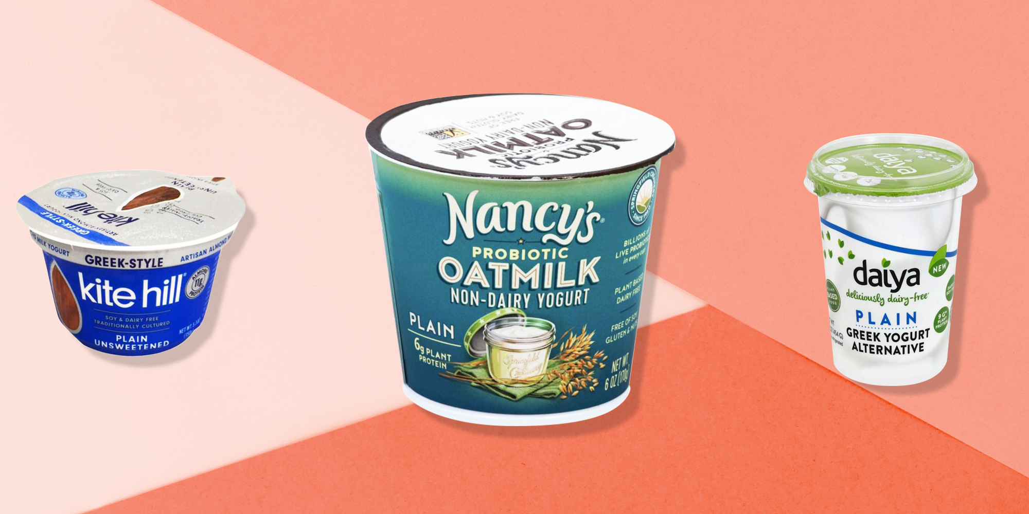 The 12 Best Dairy-Free Yogurts, According To Nutritionists