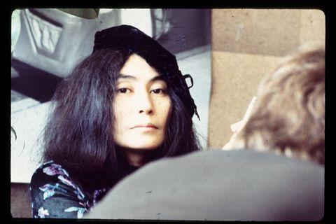 Yoko Ono In London
