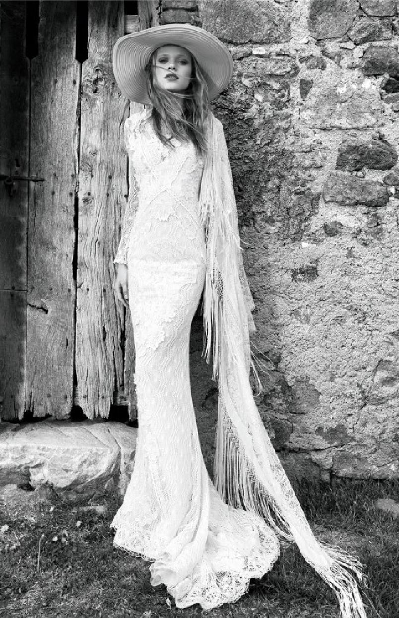 70 Best Bohemian Wedding Dresses Boho Wedding Dress Ideas For Hippie Brides