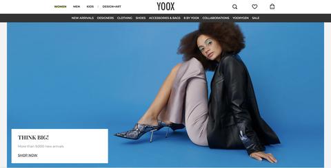 yoox 雙11時尚購物網站折扣、優惠序號