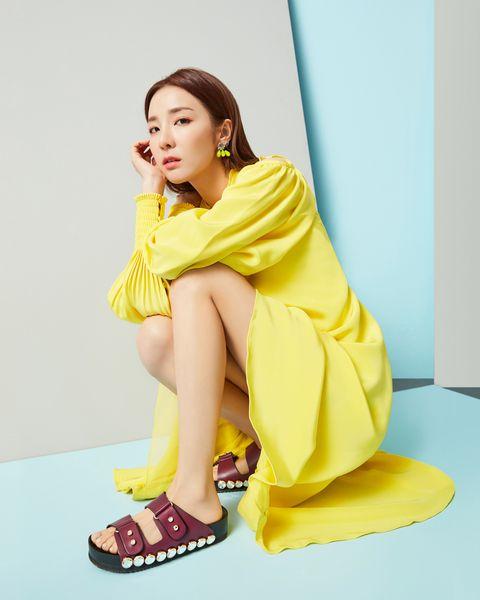 2NE1 Sandara Park, SUECOMMA BONNIE, Sandara Park, YOOX, YOOX時尚網站, 春夏鞋款, 美國購物網站, 鞋款推薦, YOOX x SUECOMMA BONNIE聯名