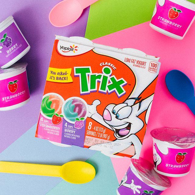 yoplait trix yogurt 2021