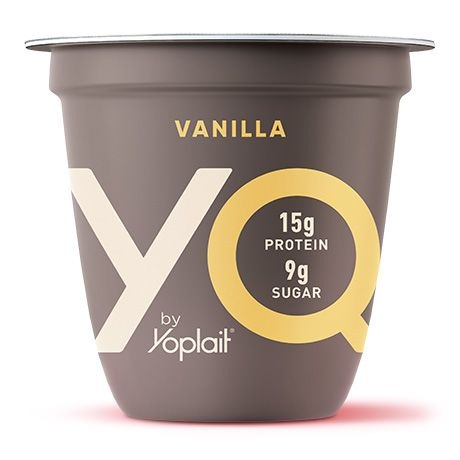YQ by Yoplait vanilla