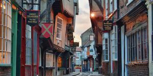 Best places to visit in the UK - York