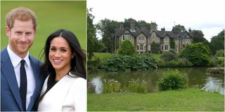 Prince Harry and Meghan Markle - York Cottage