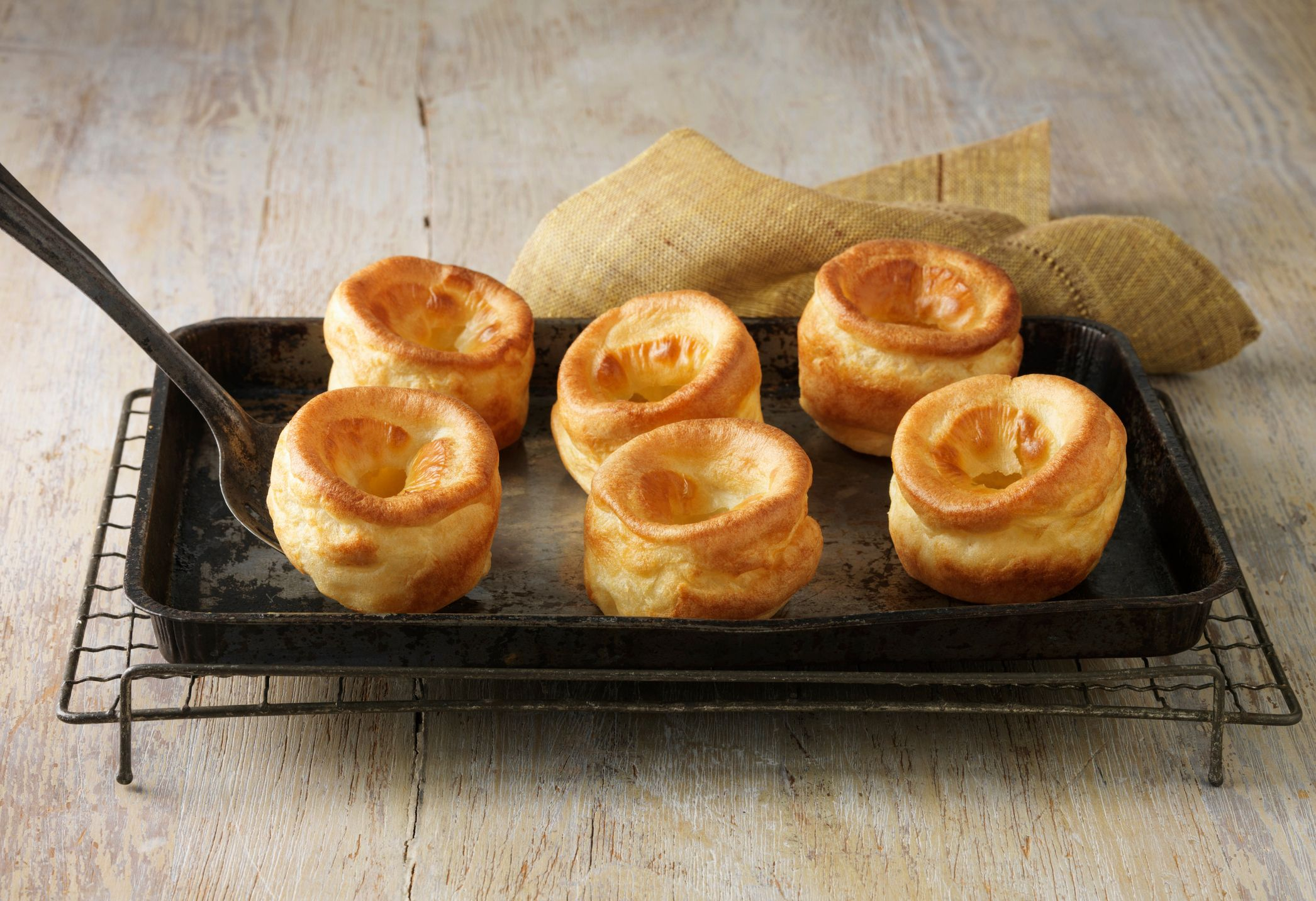Yorkshire Pudding For 2 >> The Only Yorkshire Pudding Recipe You Need To Know