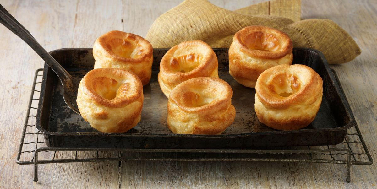 The Easiest Way To Make Yorkshire Puddings Every. Single. Time.
