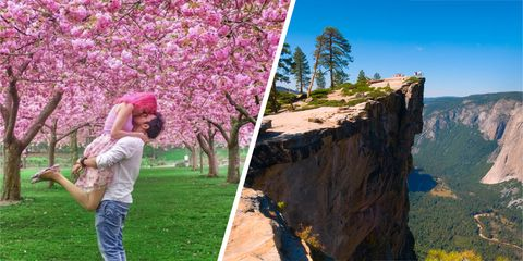This travel blogging couple 'died taking a selfie' in Yosemite National Park