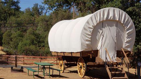 Transport, Vehicle, Wagon, Tree, Architecture, Landscape, House, Storage tank,