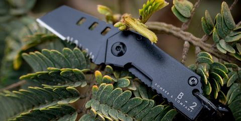 Knife, Green, Blade, Leaf, Plant, Botany, Utility knife, Organism, Tree, Everyday carry,
