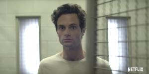 Netflix's You star Penn Badgley in season 2