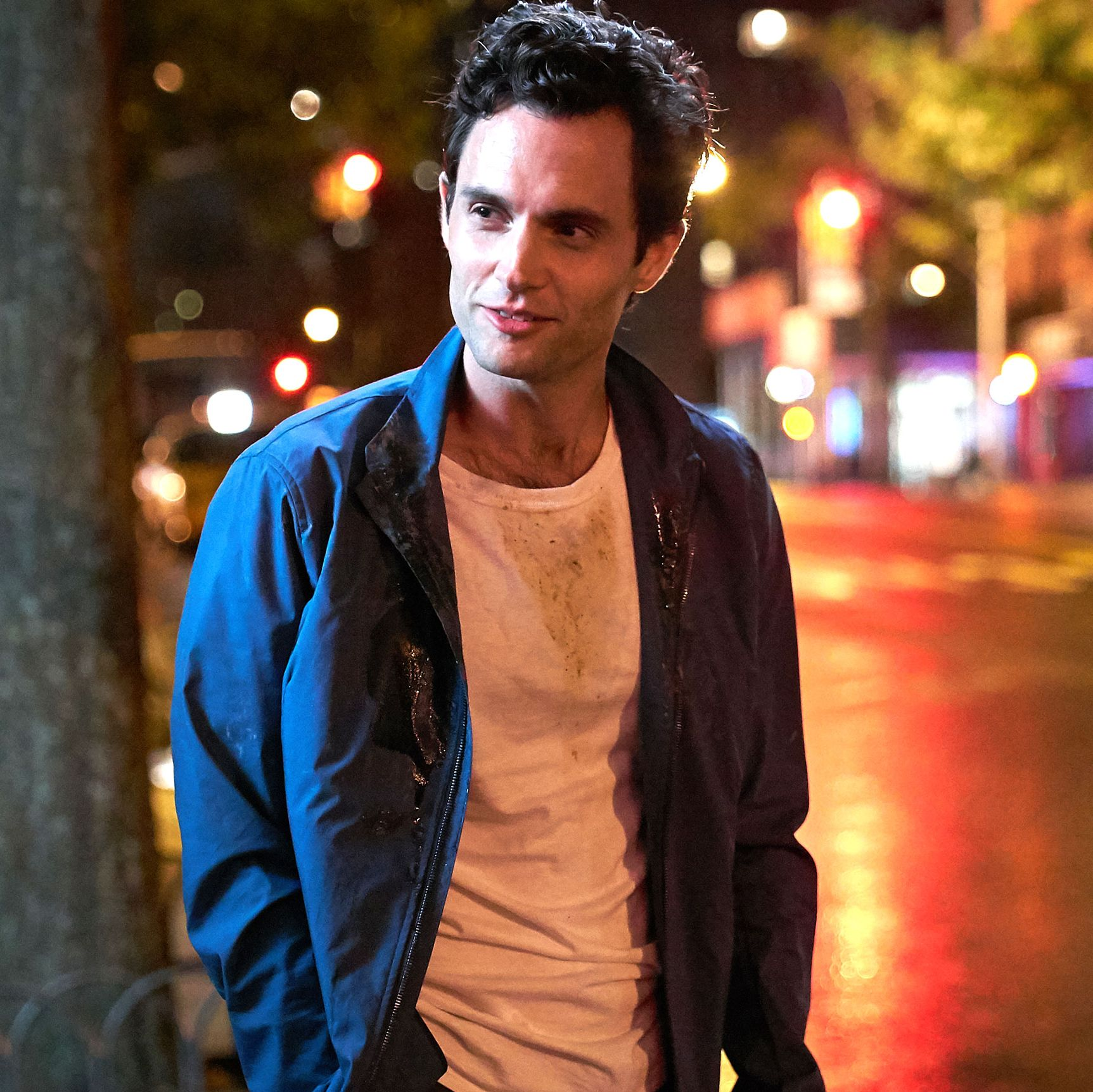 """Penn Badgley reveals fears that Netflix's You """"could have been really irresponsible"""""""
