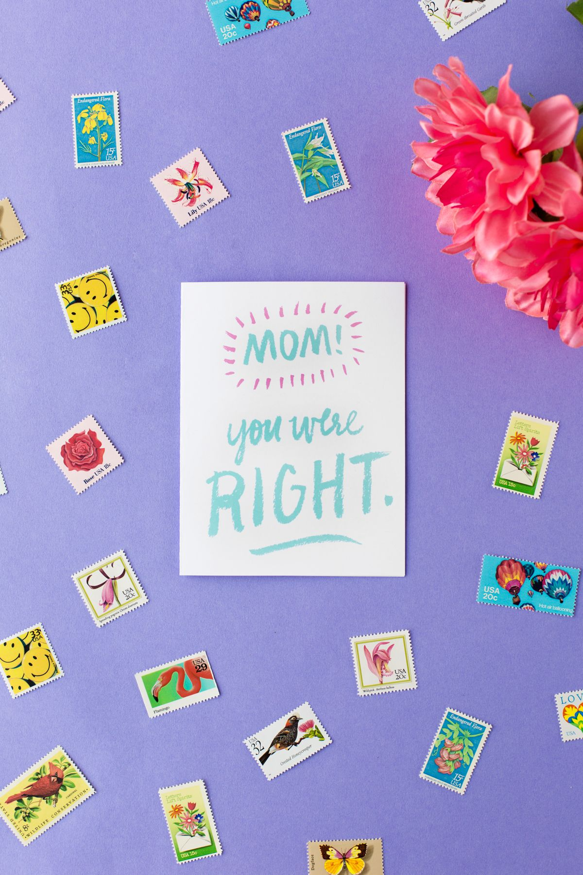 30 DIY Mother's Day Cards   Handmade Mother's Day Card Ideas