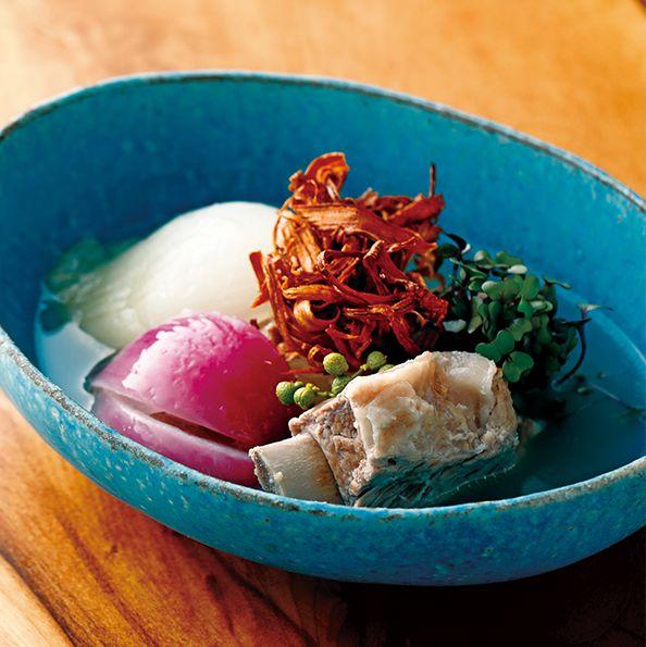村野明子さんの養生スープ