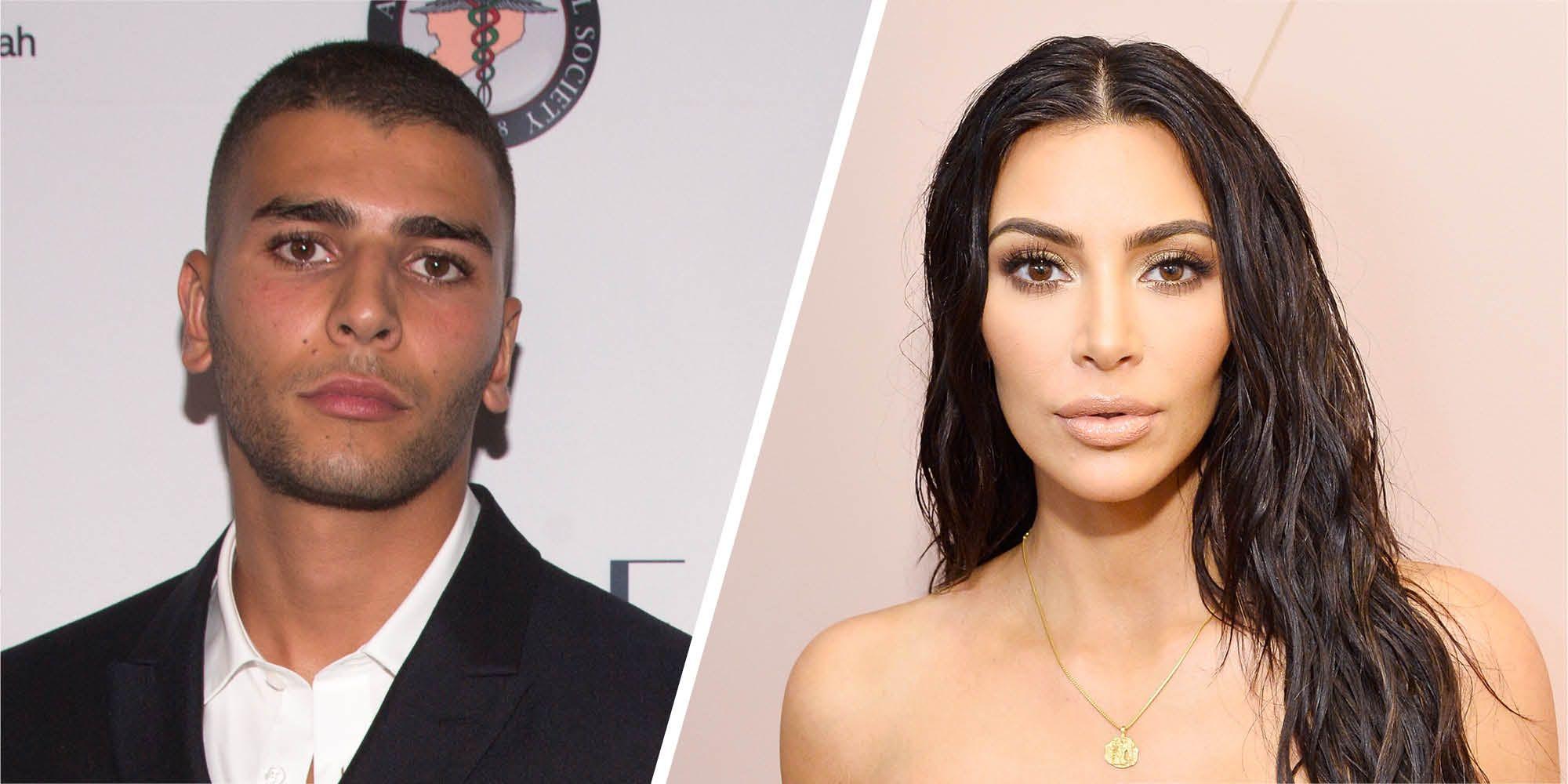 Now Kim Kardashian is shading Younes Bendjima on Instagram