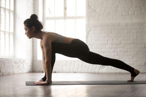 how to open tight hip flexors