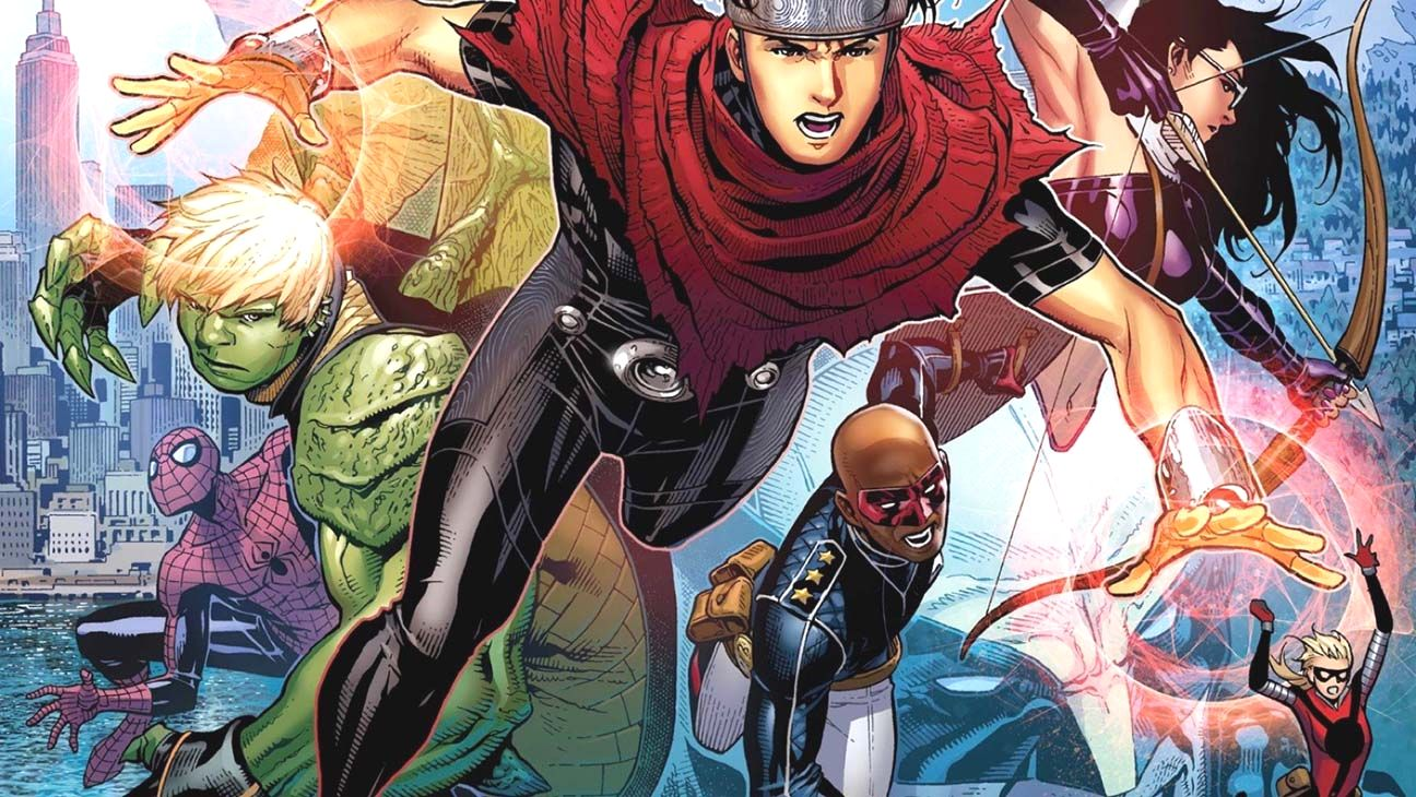 Young Avengers will soon appear in the MCU, and here's how we know
